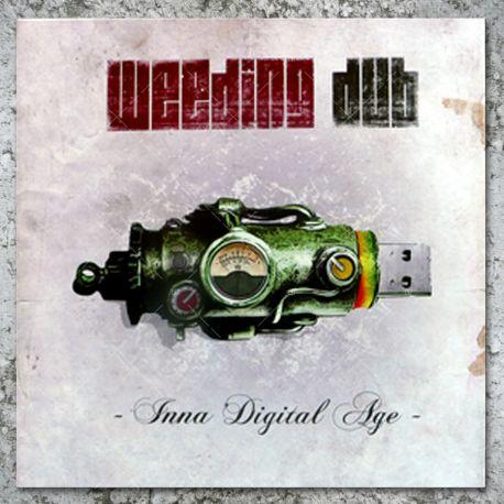 CTR010-LP - Weeding Dub - Inna Digital Age (LP)