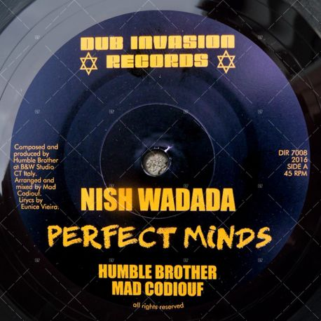 Nish Wadada - Perfect Minds