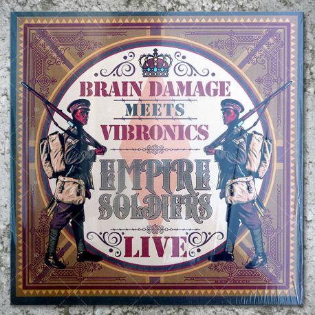 Brain Damage meets Vibronics - Empire Soldiers Live