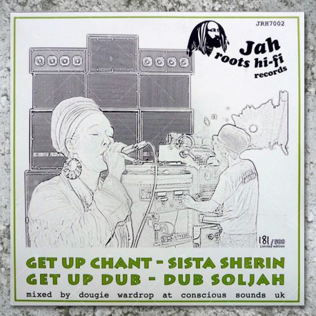 Sista Sherin - Get Up Chant (Adapted)