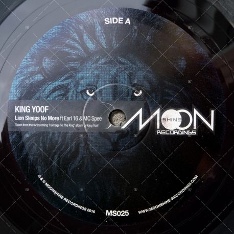 King Yoof feat. Earl16 & MC Spee - Lion Sleeps No More