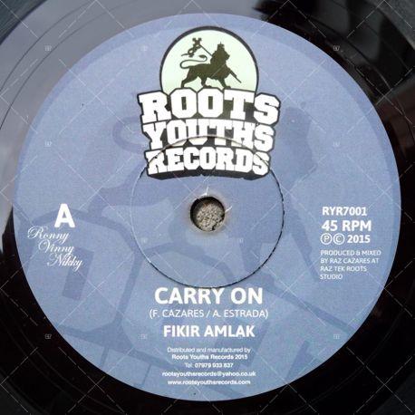 Fikir Amlak - Carry On
