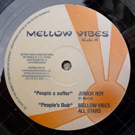 Junior Roy - People A Suffer