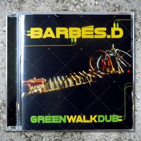 Barbés.D - Green Walk Dub