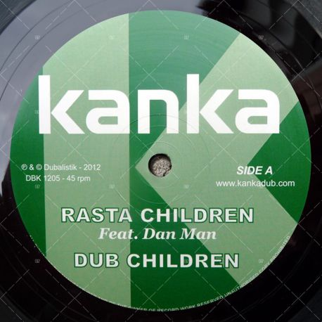 Dan Man - Rasta Children