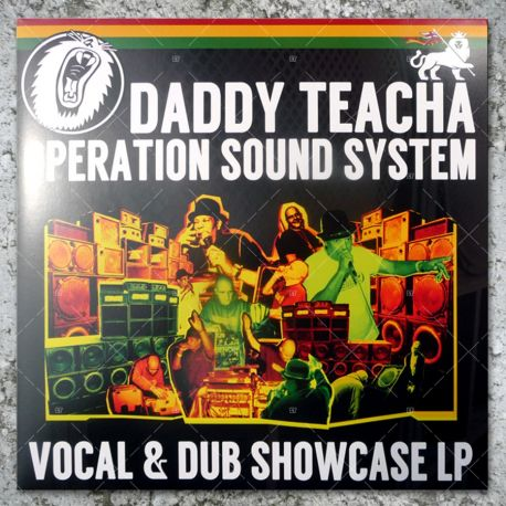 Daddy Teacha - Operation Sound System