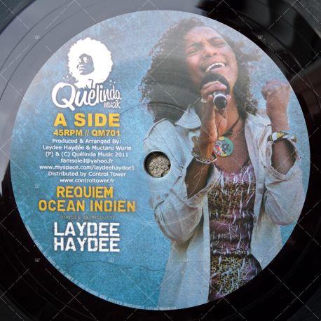 Laydee Haydée - Requiem Océan Indien