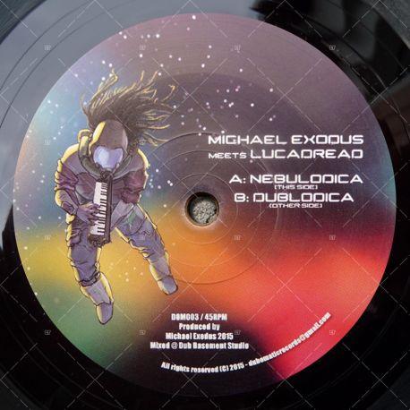Michael Exodus meets Lucadread - Nebulodica