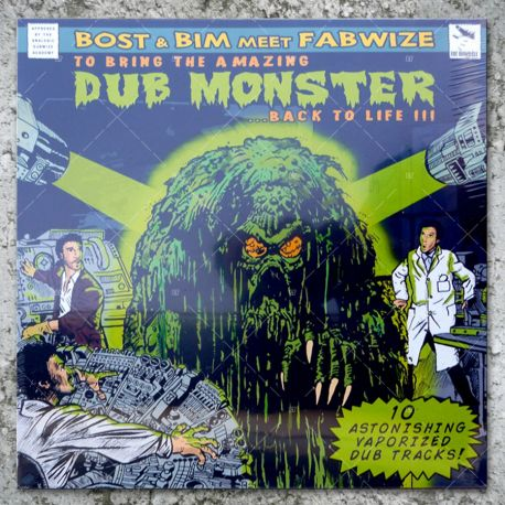 Bost & Bim Meet Fabwize - Dub Monster