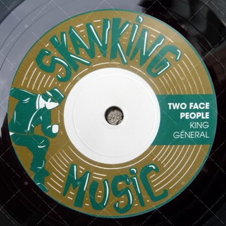 King General - Two Face People