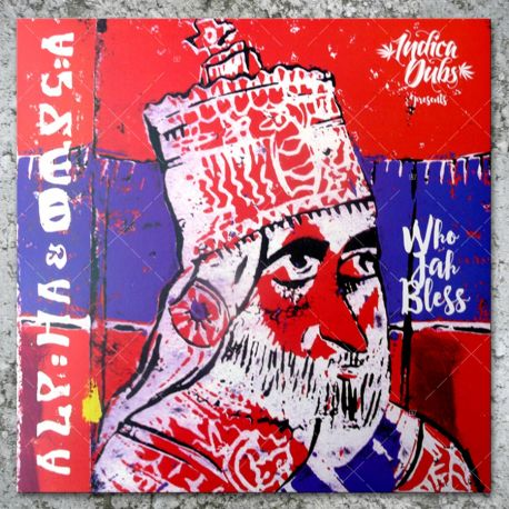 Alpha & Omega - Who Jah Bless (LP)