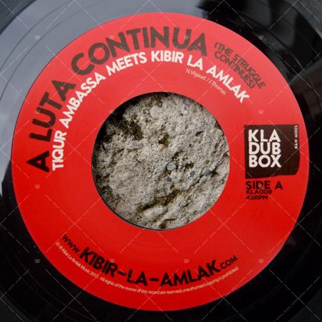 Tiqur Ambassa meets Kibir La Amlak - A Luta Continua