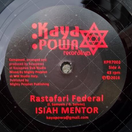 Isiah Mentor - Rastafari Federal