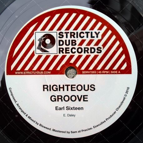Earl 16 - Righteous Groove