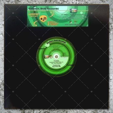 Basskateers - Counterstep EP