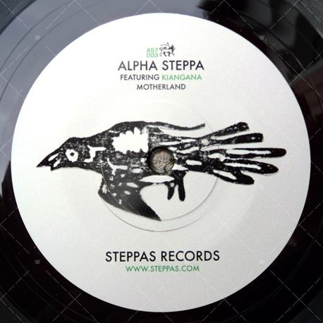"AS7003 Steppas Records (7"")"