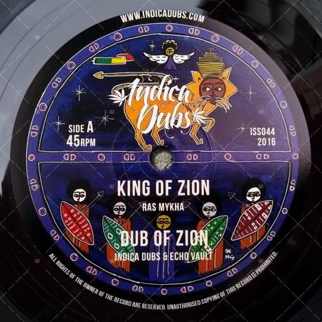 Ras Mykha - King Of Zion