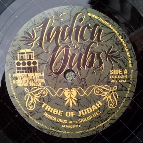 Indica Dubs meets Shiloh Ites - Tribe Of Judah