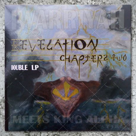 Iwarriyah meets King Alpha - Revelation Chapter 2