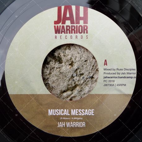Jah Warrior - Musical Message