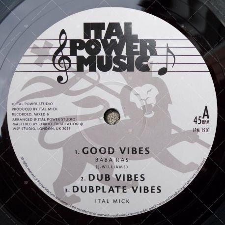 Ital Mick & Baba Ras - Good Vibes