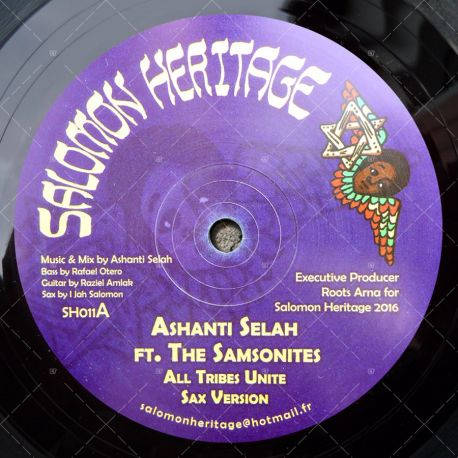 Ashanti Selah feat. The Samsonites - All Tribes Unite