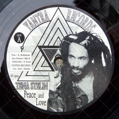 Tena Stelin - Peace And Love