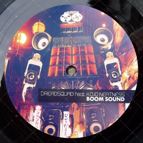 Dreadsquad feat Kojo Neatness - Boom Sound