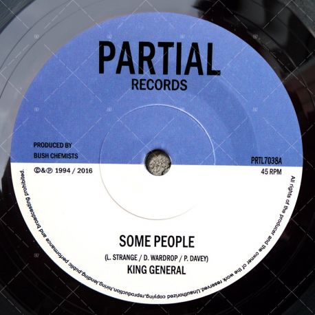 King General - Some People