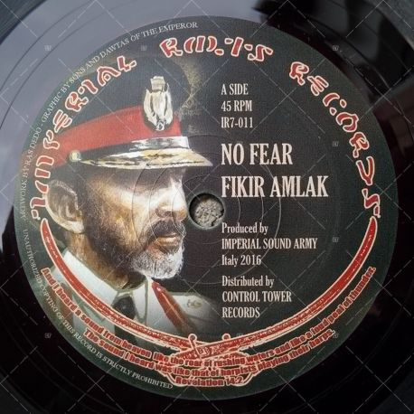 Fikir Amlak - No Fear