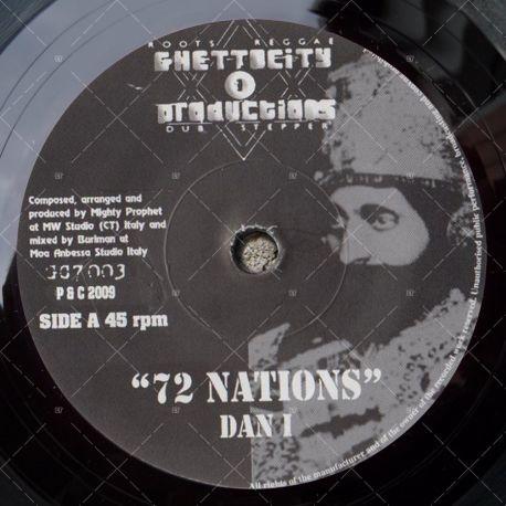 Dan I - 72 Nations