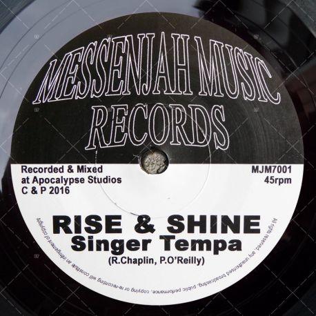 Singer Tempa - Rise & Shine