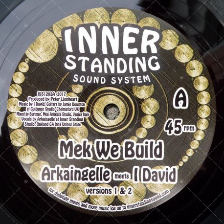 Arkaingelle meets I David - Mek We Build