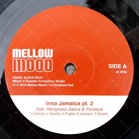 Mellow Mood feat Hempress Sativa & Forelock - Inna Jamaica Pt.2