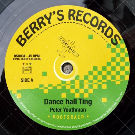 Peter Youthman - Dancehall Ting