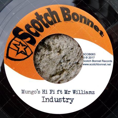 Mungo's Hifi feat. Mr Williamz - Industry