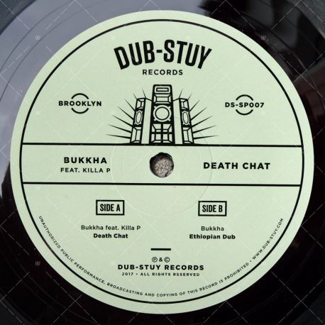 Bukkha feat. Killa P - Death Chat