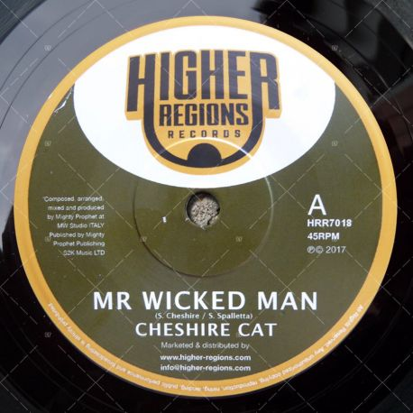 Cheshire Cat - Mr Wicked Man