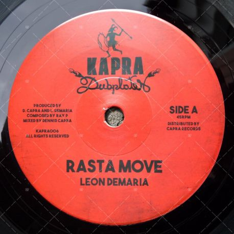 Leon Demaria - Rasta Move