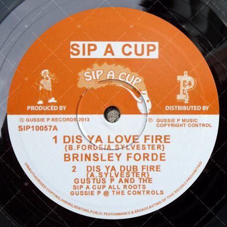 Brinsley Ford - Dis Ya Love Fire