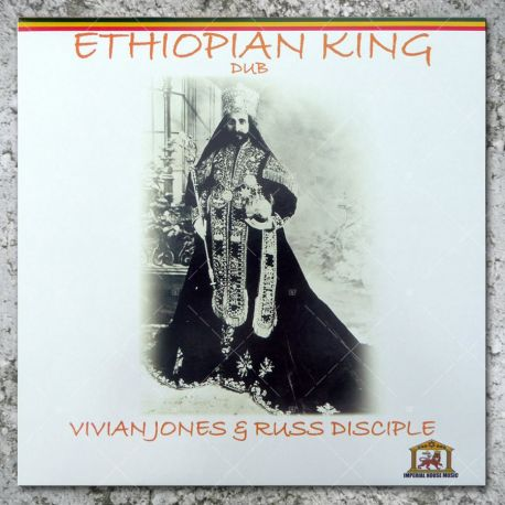 Vivian Jones & Russ Disciples - Ethiopian King (Dub)