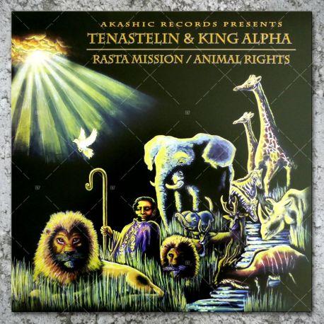 Tena Stelin & King Alpha - Rasta Mission