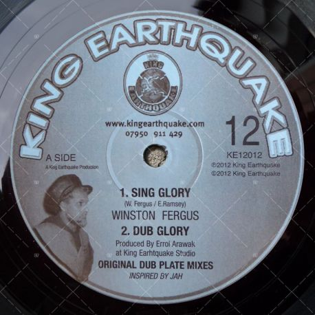 Winston Fergus - Sing Glory