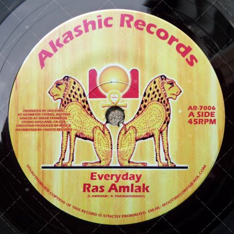 Ras Amlak - Everyday