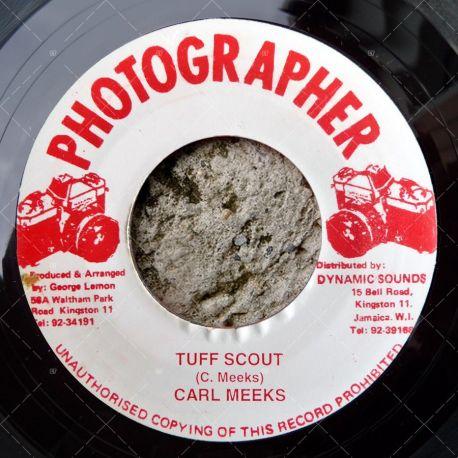 Carl Meeks - Tuff Scout