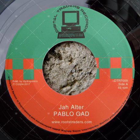 Pablo Gad - Jah Alter