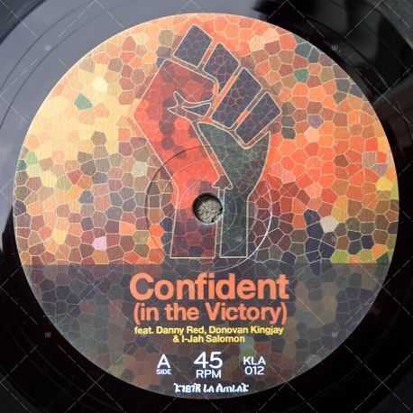 Kibir La Amlak feat. Danny Red, Donovan Kingjay and I-Jah Salomon - Confident (in the Victory)