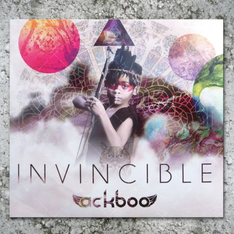Ackboo - Invincible