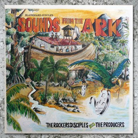 The Rockers Disciples meets The Producers - Sounds From The Ark
