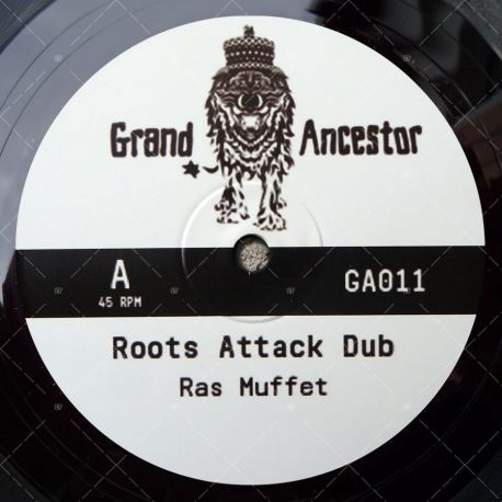 Ras Muffet - Roots Attack Dub